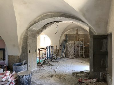 Rénovation villa Robion